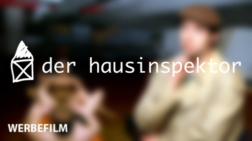 Der Hausinspektor Werbefilm