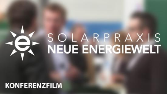 Solarpraxis Konferenzfilm